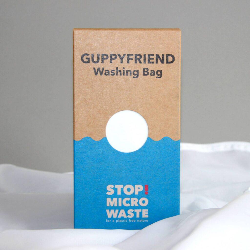 Guppyfriend vaskepose mod mikroplast