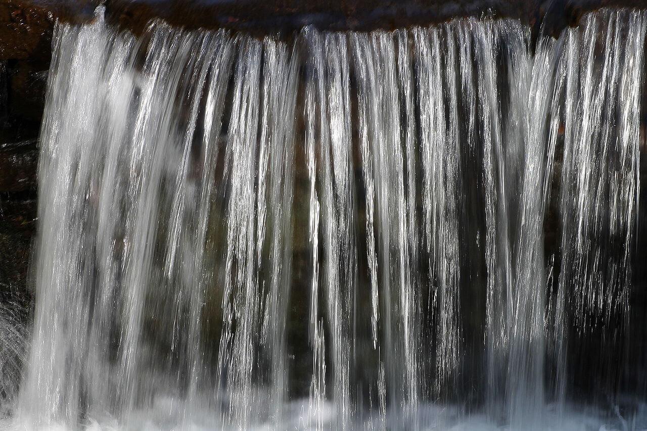 vandforbrugt ved at dyrke bomuld og økologisk bomuld