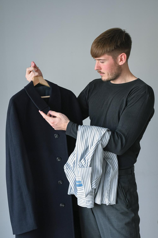 Bæredygtigt herretøj