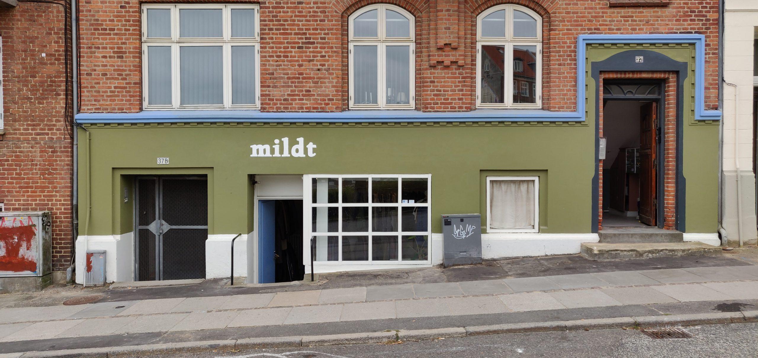 Genbrugsbutik Aarhus